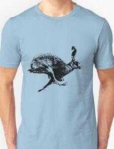 bounding hare T-Shirt