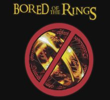 Bored of the Rings by marinasinger