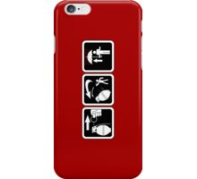 Grenade throwing 101 iPhone Case/Skin