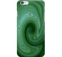 iPhone - VERDE SWIRL iPhone Case/Skin