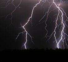 2012 South East Queenslad Storms Calendar by weathermon