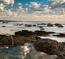 Reflected Sky by Rashid Latiff
