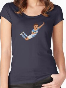 Juan Puma Women's Fitted Scoop T-Shirt