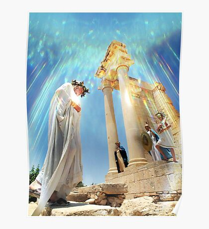 the ascent of zeus Poster