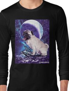 Rogue Pug Long Sleeve T-Shirt
