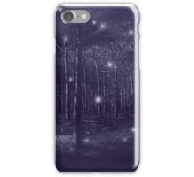 enchanted forest iPhone Case iPhone Case/Skin