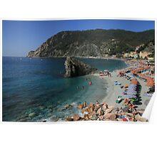 Monterosso in the sun Poster