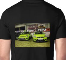 Two Green Fiestas HDR Unisex T-Shirt