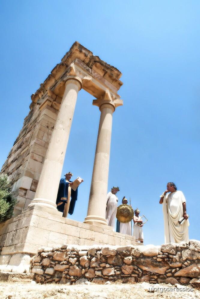 conviction of Socrates by yiorgoseressios