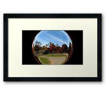 WeatherDon2.com Art 19 Framed Print