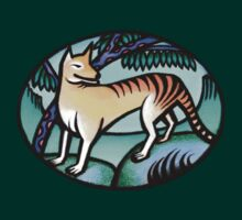 Tasmanian Tiger by Kim  Lynch