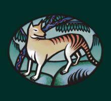 Tasmanian Tiger by Kim  Lynch