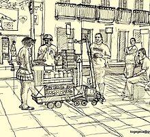 Street views etc: Salvador by tiogegeca