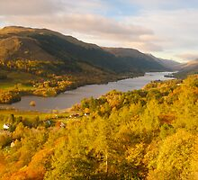 Loch Voil & The Balquhidder Braes, Balquhidder, Loch Lomond & The Trossachs, Scotland by James Paul