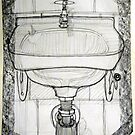 pencil & paper: lavabo  by tiogegeca