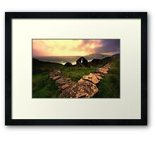 Relics of Ancient Ireland Framed Print