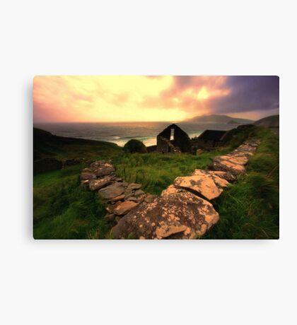Relics of Ancient Ireland Canvas Print