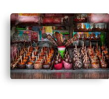 Food - Candy - Chocolate covered everything Canvas Print