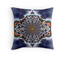 Mesmeric Influence Throw Pillow