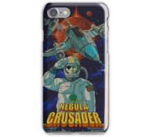 Nebula Crusader iPhone Case/Skin