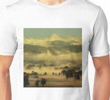 Winter morning, Ovens Valley Unisex T-Shirt