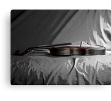Violin in Repose Canvas Print