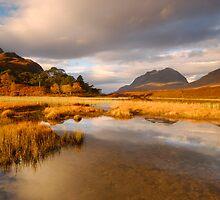 Loch Clair, Torridon, Wester Ross, Scotland by James Paul