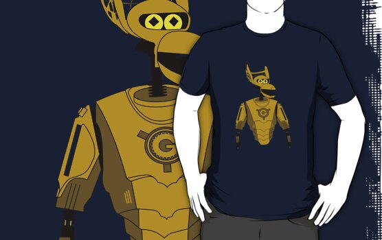 Crow T. Cyberman - Basic Gold Edition by fohkat