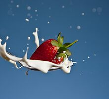 Strawberry Splash by Britman