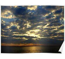 Morning FL Sky Poster