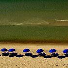 Beach Sun and Shade by Kenneth Purdom
