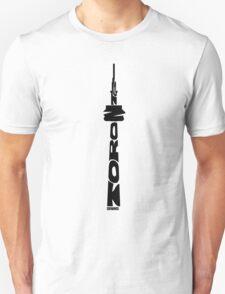 Toronto CN Tower Black T-Shirt