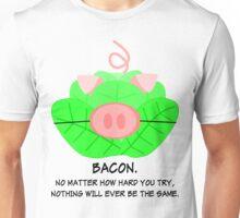 Wishful Bacon Thinking Unisex T-Shirt