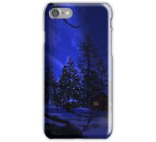 Christmas Landscape iPhone Case/Skin