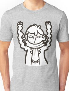 Doodlelock: Wiggly Arms Unisex T-Shirt