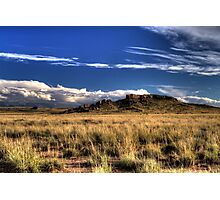 Big sky over the Painted Desert Photographic Print