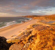 Sandwood Bay, Sandwood Estate, Sutherland, Scotland by James Paul