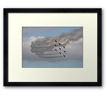 The Red Arrows 1 Framed Print
