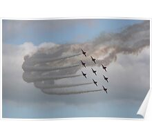 The Red Arrows 1 Poster