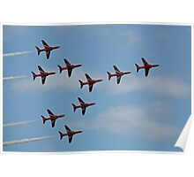 The Red Arrows 2 Poster