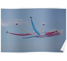 The Red Arrows 3 Poster