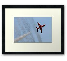 The Red Arrows 11 Framed Print
