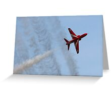 The Red Arrows 11 Greeting Card