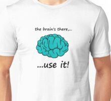 use it blue Unisex T-Shirt