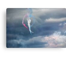 The Red Arrows 16 Canvas Print