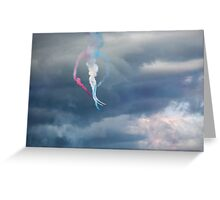 The Red Arrows 16 Greeting Card