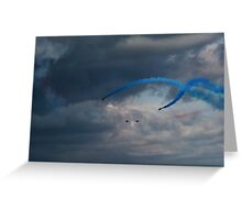 The Red Arrows 18 Greeting Card