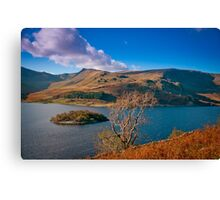 Haweswater, Lake District, Cumbria. UK. Canvas Print
