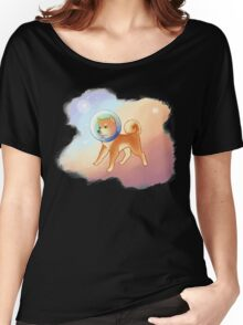 space puppy Women's Relaxed Fit T-Shirt
