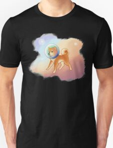 space puppy Unisex T-Shirt